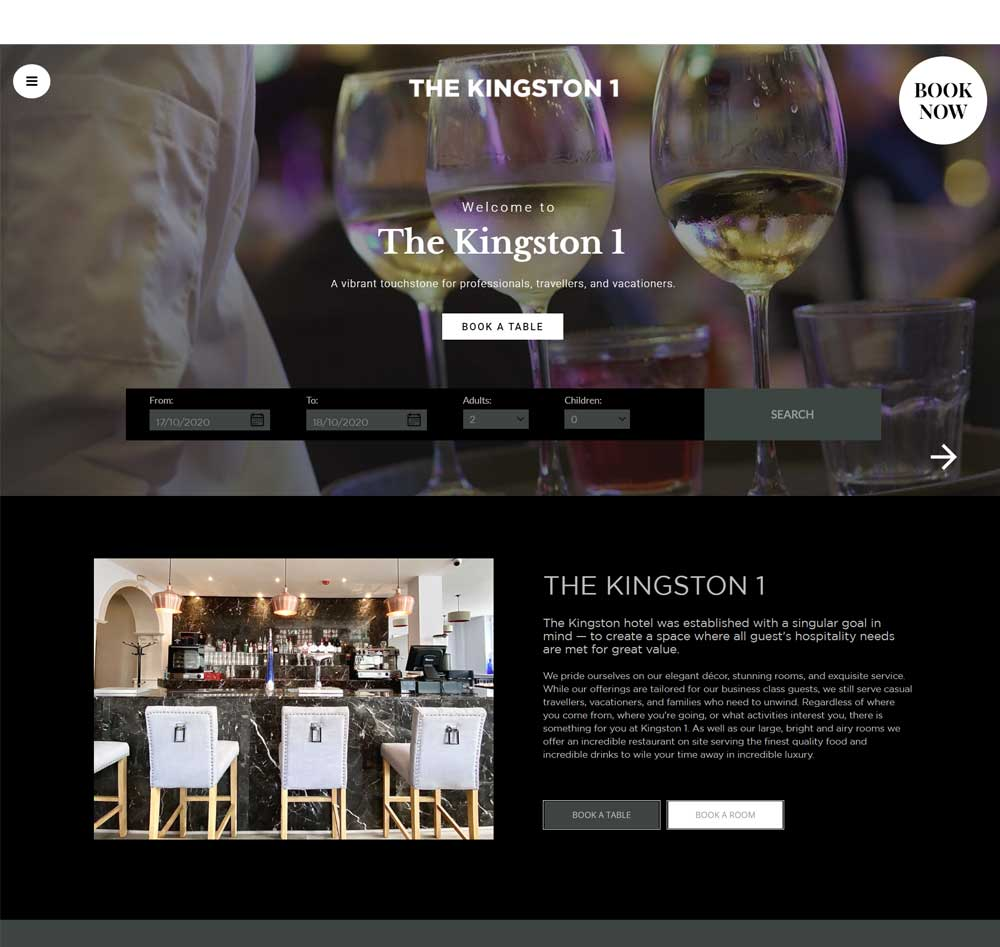 THE KINGSTON1